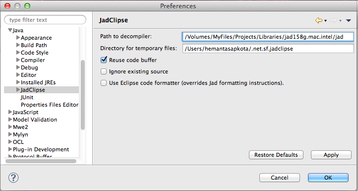 Java decompiler tool for eclipse | 5 Best Java Decompilers to